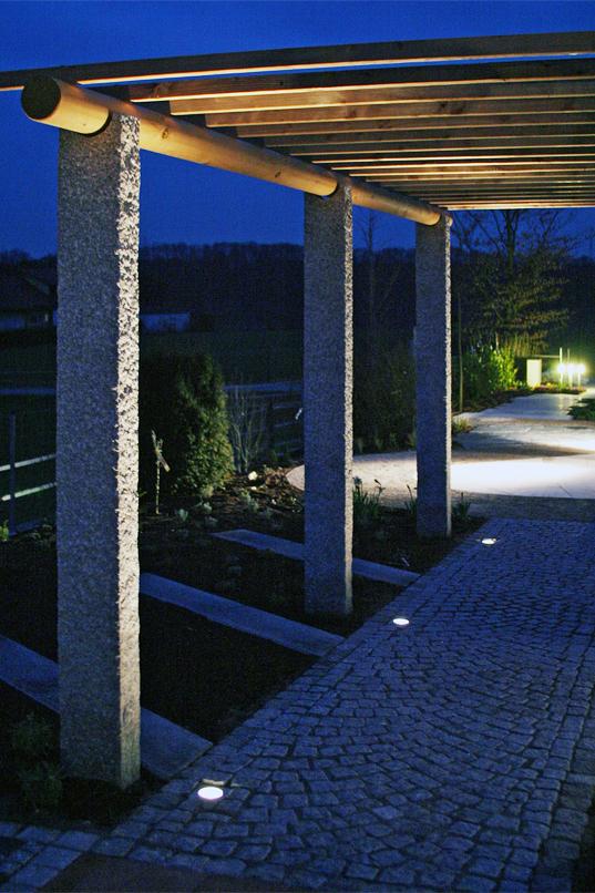 Licht, Gartenbeleuchtung, Lichteffekte, – Lauterwasser Gartenbau ...