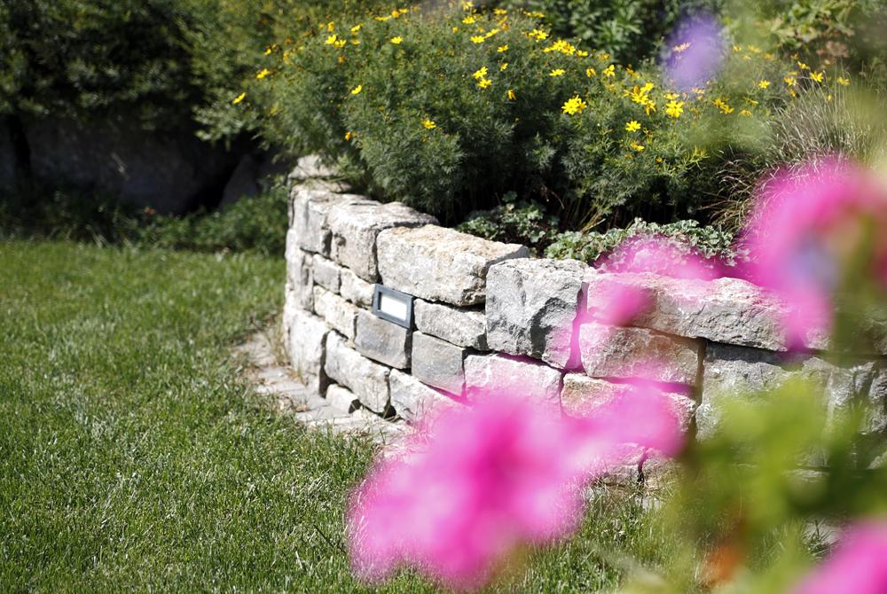 Mauern, Garten, Raumteiler, Gartengestaltung – Lauterwasser ...